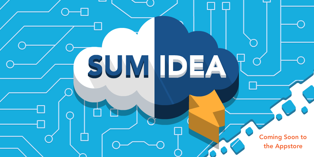 Sum Idea - coming soon for iPhone, iPod touch and iPad